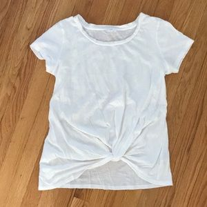 BP twist knot T-shirt